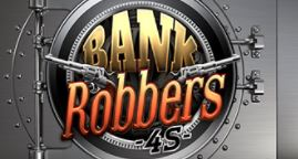 Bank robbers dice game bij Supergame