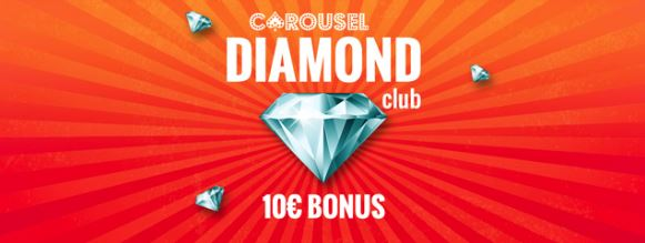 Carousel Diamond Club