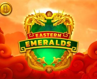 Eastern Emeralds lobby logo