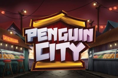 Penguin City gokkast logo