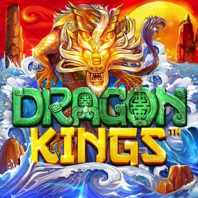 Dragon Kings casino lobby logo
