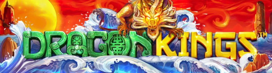Dragon Kings breed gokkast logo