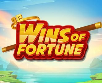 Wins of Fortune gokkast logo