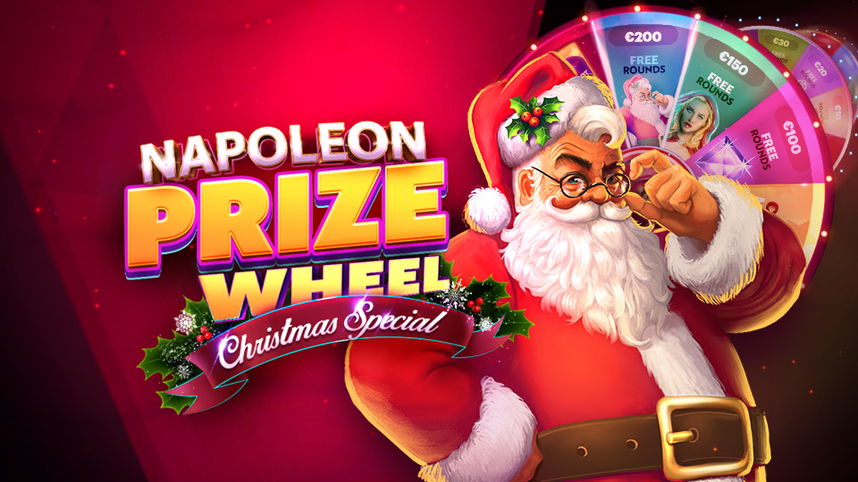 Prize Wheel Napoleon games