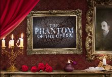 Logo Online Gokkast The Phantom Of The Opera