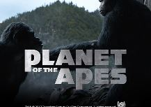 Logo Online Gokkast Planet of the Apes